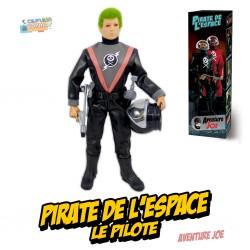 Pirate de l'espace : Le Pilote
