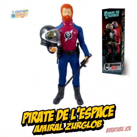Space Pirate Admiral Zurglob