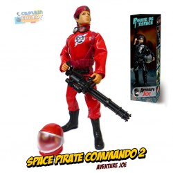 Space Pirate Commando 2