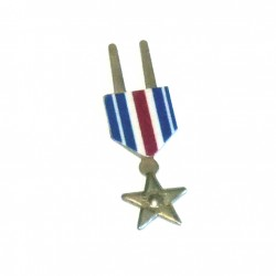 "Médaille US ""Silver Star"""