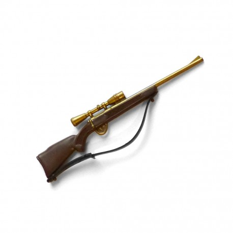 Jungle hunt rifle
