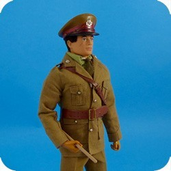 OFFICIER ANGLAIS ACTION JOE