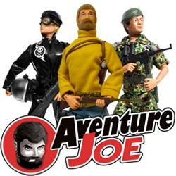 Joe is back for new adventures!