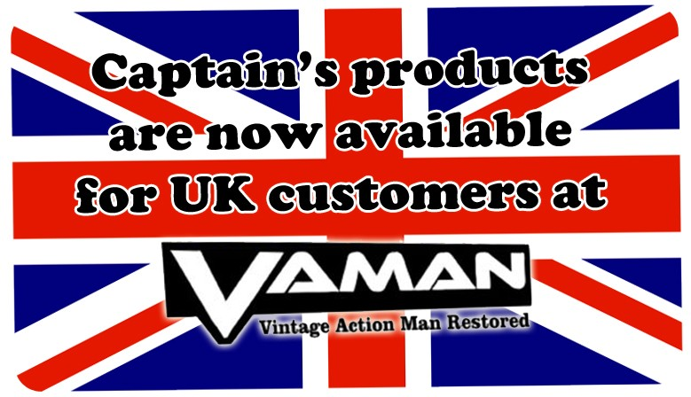 Find Captain's products at VAMAN !