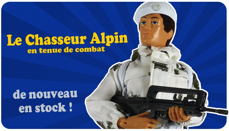 Chasseur Alpin, tenue de combat