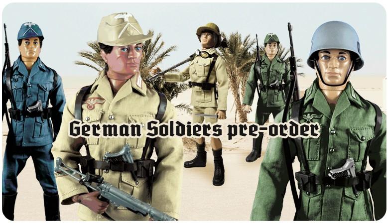 German Soldiers pre-order !