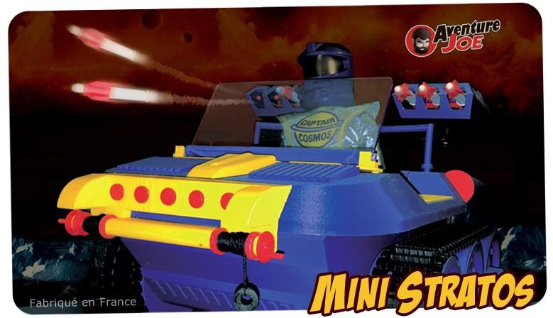 Mini Stratos Aventure Joe !