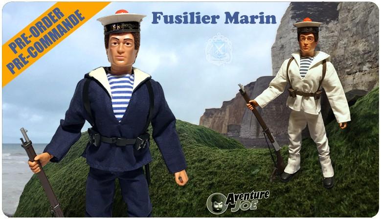 Fusilier Marin Aventure Joe !