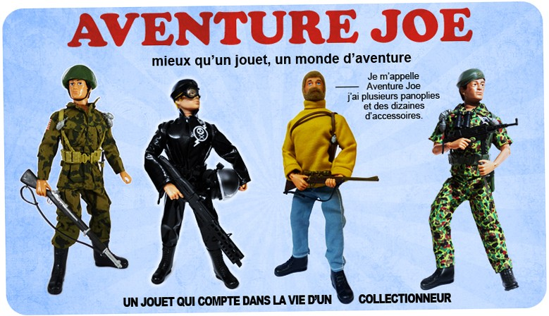 Aventure Joe!